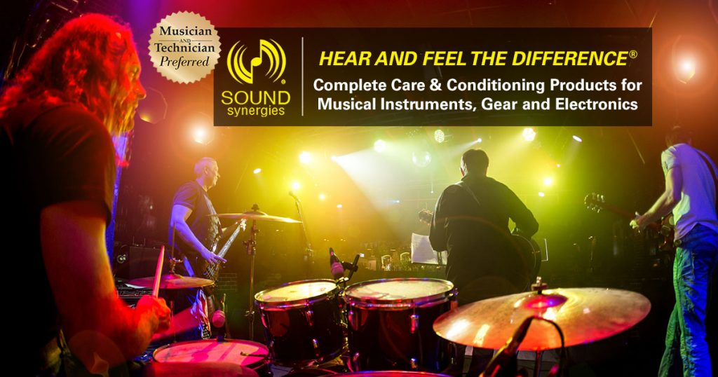Sound Synergies musical instrument care products were created to improve instrument playability and protect your instrument.