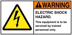 electrical shock hazard LECTRICare® Videos