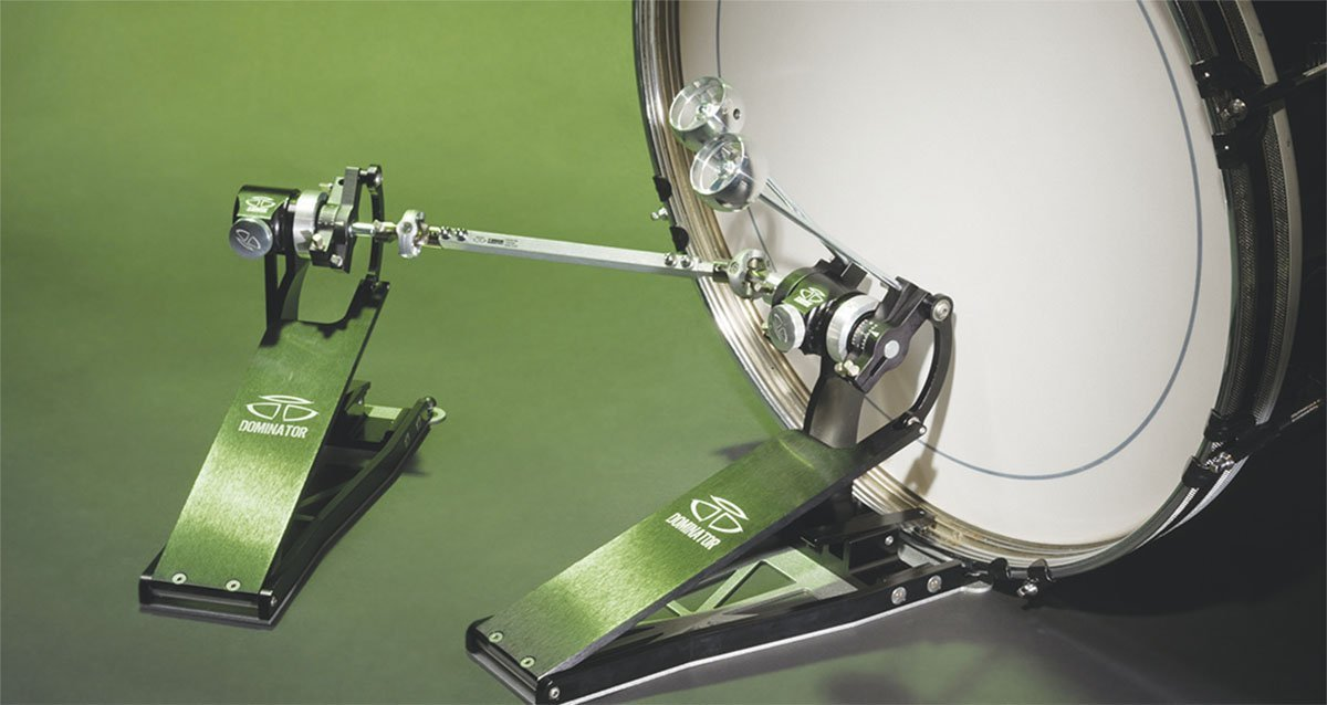 PedalLube's micro-barrier drum pedal lubricant formula delivers instantaneous, noise-free operation for all drum pedals, stands, and hardware.