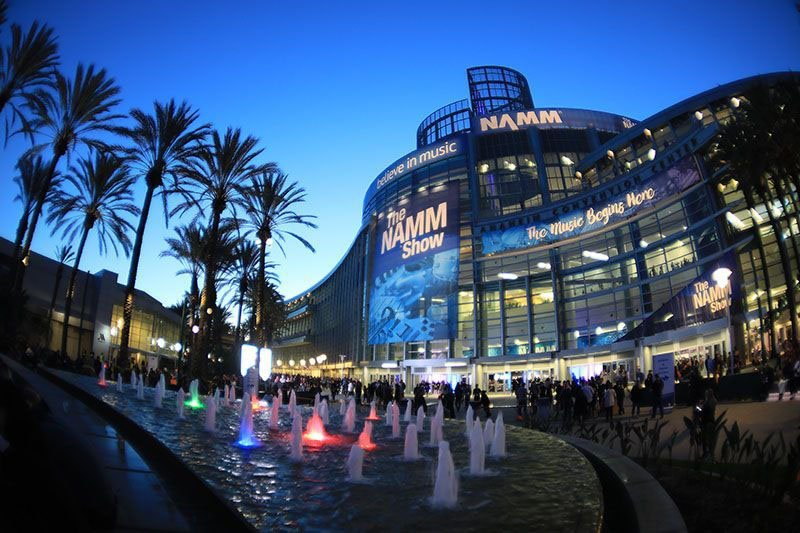 2021 NAMM Show Cancelled