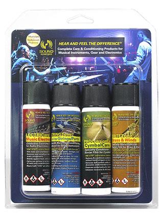 SamplePack Generic Front Sound Synergies 2 fl. oz. Assortment Pack
