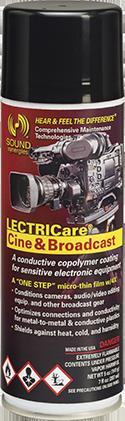 lc cine 7oz aerosol single LECTRICare Cine & Broadcast – 7 fl. oz.