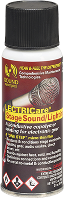 lc stagesound 2oz aerosol single LECTRICare Stage Sound & Lighting – 2 fl. oz.