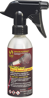 lc stagesound 4oz trigger single LECTRICare Stage Sound & Lighting – 4 fl. oz.