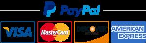 paypal logo Main Shop Page