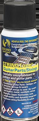 stringtone 2oz aerosol single STRINGTone Guitar Parts/Strings – 2 fl. oz.