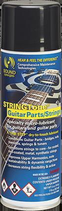 stringtone 7oz aerosol single STRINGTone Guitar Parts/Strings – 7 fl. oz.